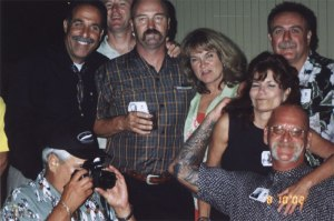 30-year-reunion - mark taylor, laura garcia, debbie cowan, david a