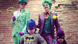Image: Neil Patrick Harris and family