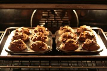 Muffins-Baked-in-Oven