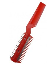 salon-razor-comb-hair-cutting-cutter-thinning-free-blades-black